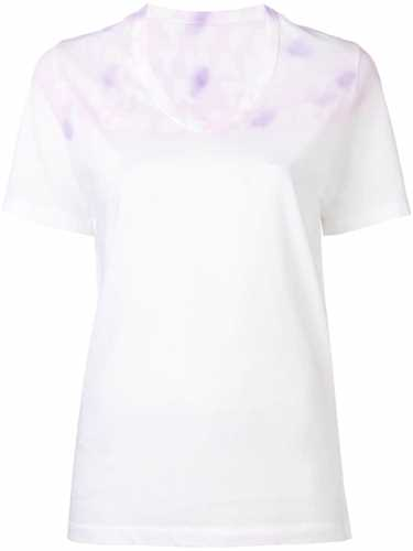 Picture of Mm6 | Tie-Dye Detail T-Shirt