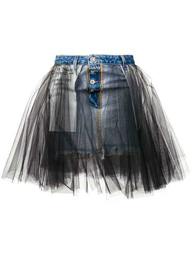 Picture of Unravel Project | Layered Mini Skirt