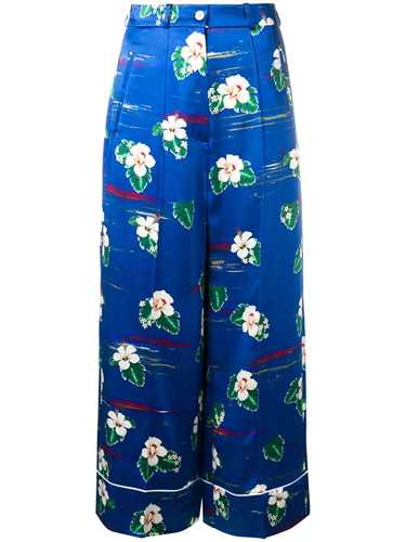Picture of Racil | Hawaiian Flower Print Trousers