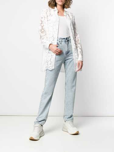 Picture of Junya Watanabe | Lace Floral Shirt