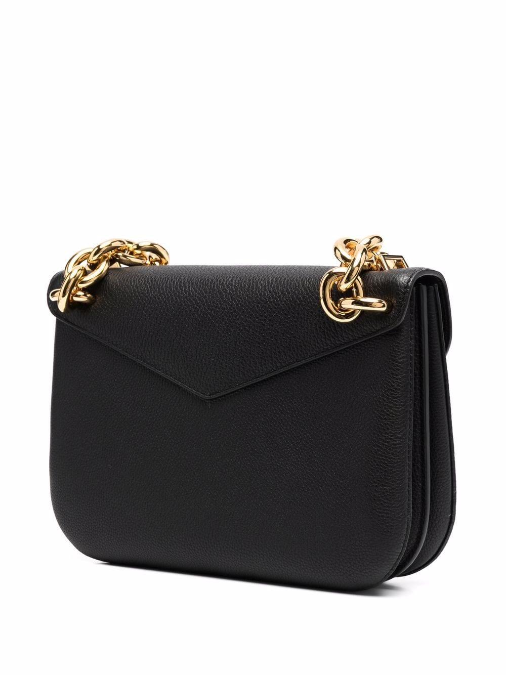 Picture of Bottega Veneta | Mount Envelope Clutch Bag
