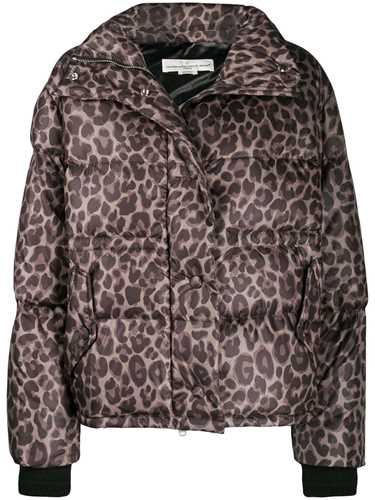 Picture of Golden Goose Deluxe Brand | Yuri Leopard-Print Padded Jacket