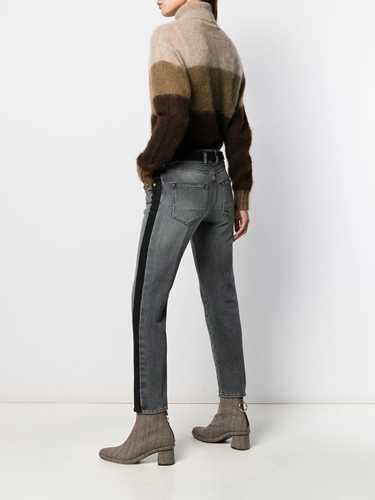 Picture of Golden Goose Deluxe Brand | Side Band Skinny Jeans