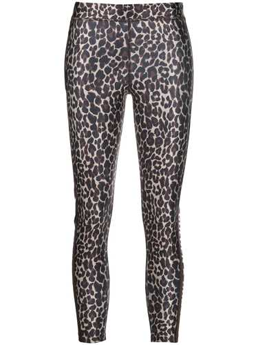 Picture of Golden Goose Deluxe Brand | Leopard Print Leggings