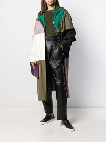 Picture of Colville | Hooded Patchwork Coat