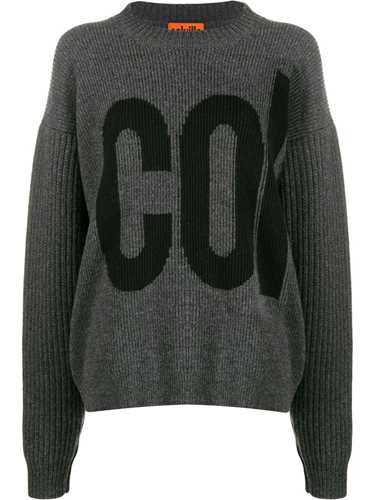 Picture of Colville | Logo Embroidered Sweater