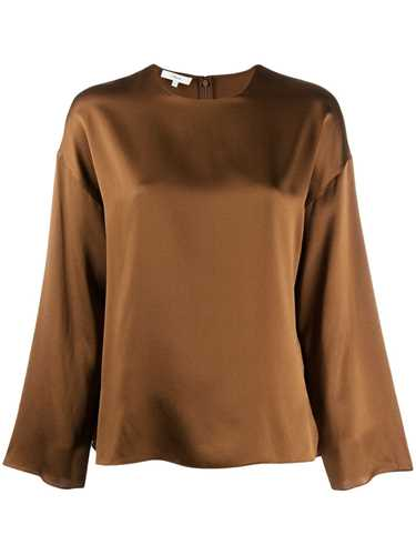 Picture of Vince | Round Neck Blouse