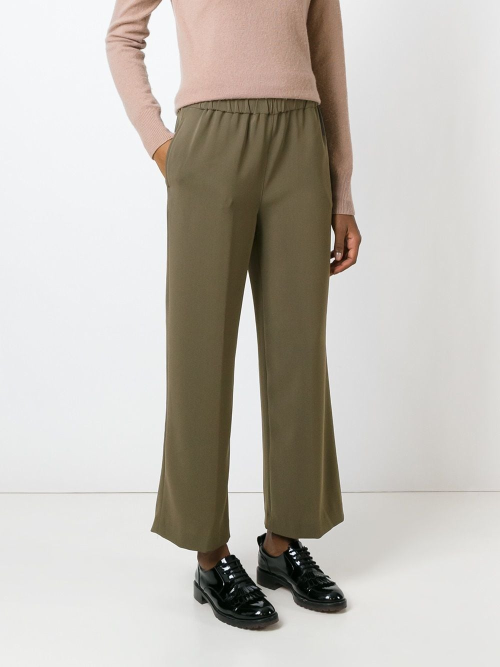 Picture of Aspesi | Wide Leg Trousers