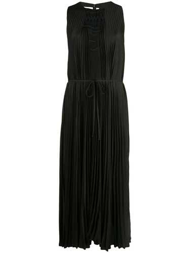 Picture of Vince | Sleeveless Long Plisse Dress