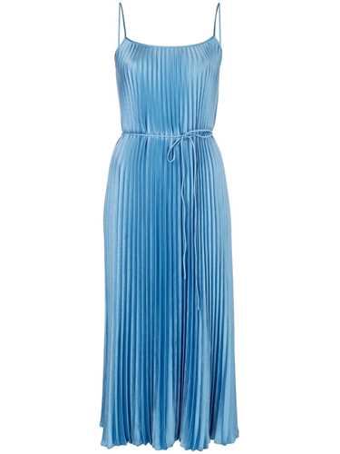 Picture of Vince | Pleated Midi Dress