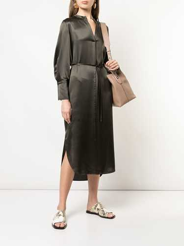 Picture of Vince | Belted Tunic Dress