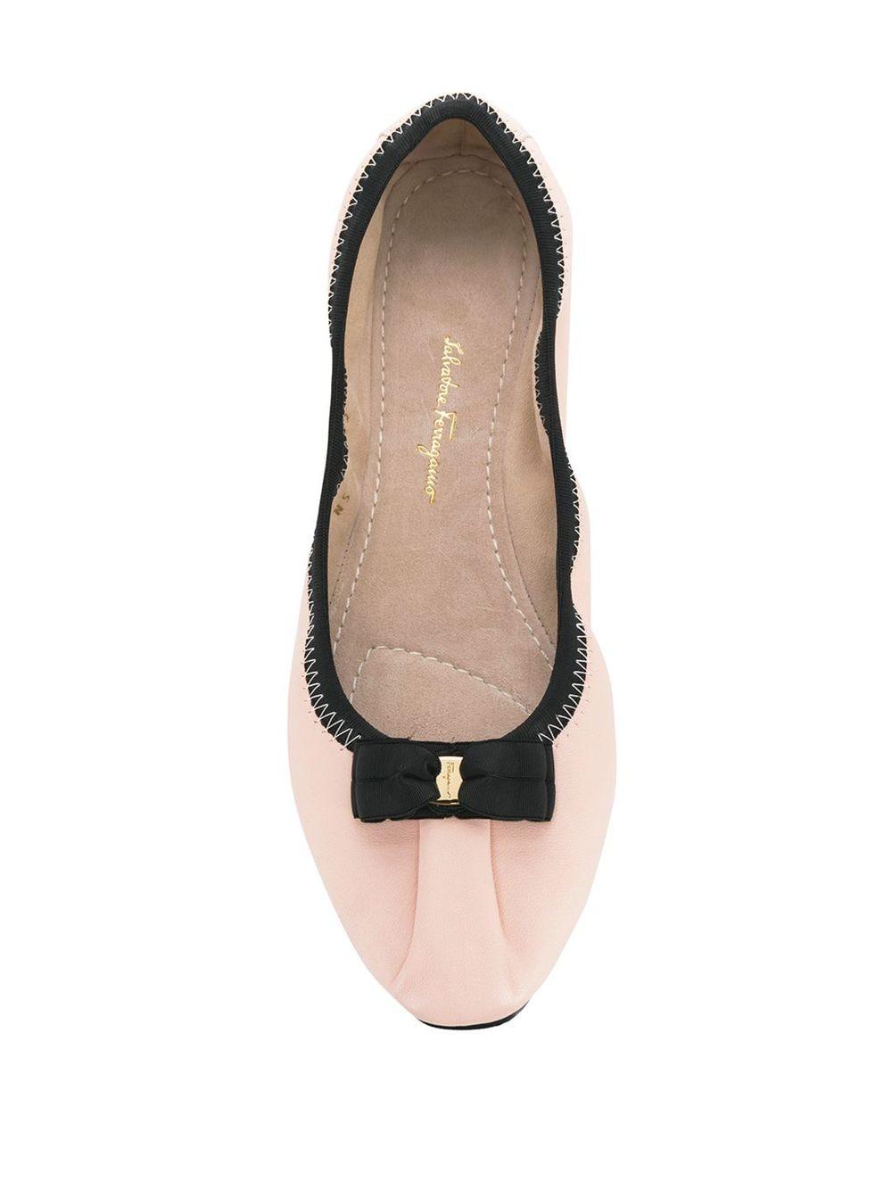 Picture of Ferragamo   My Joy Ballerina Shoes