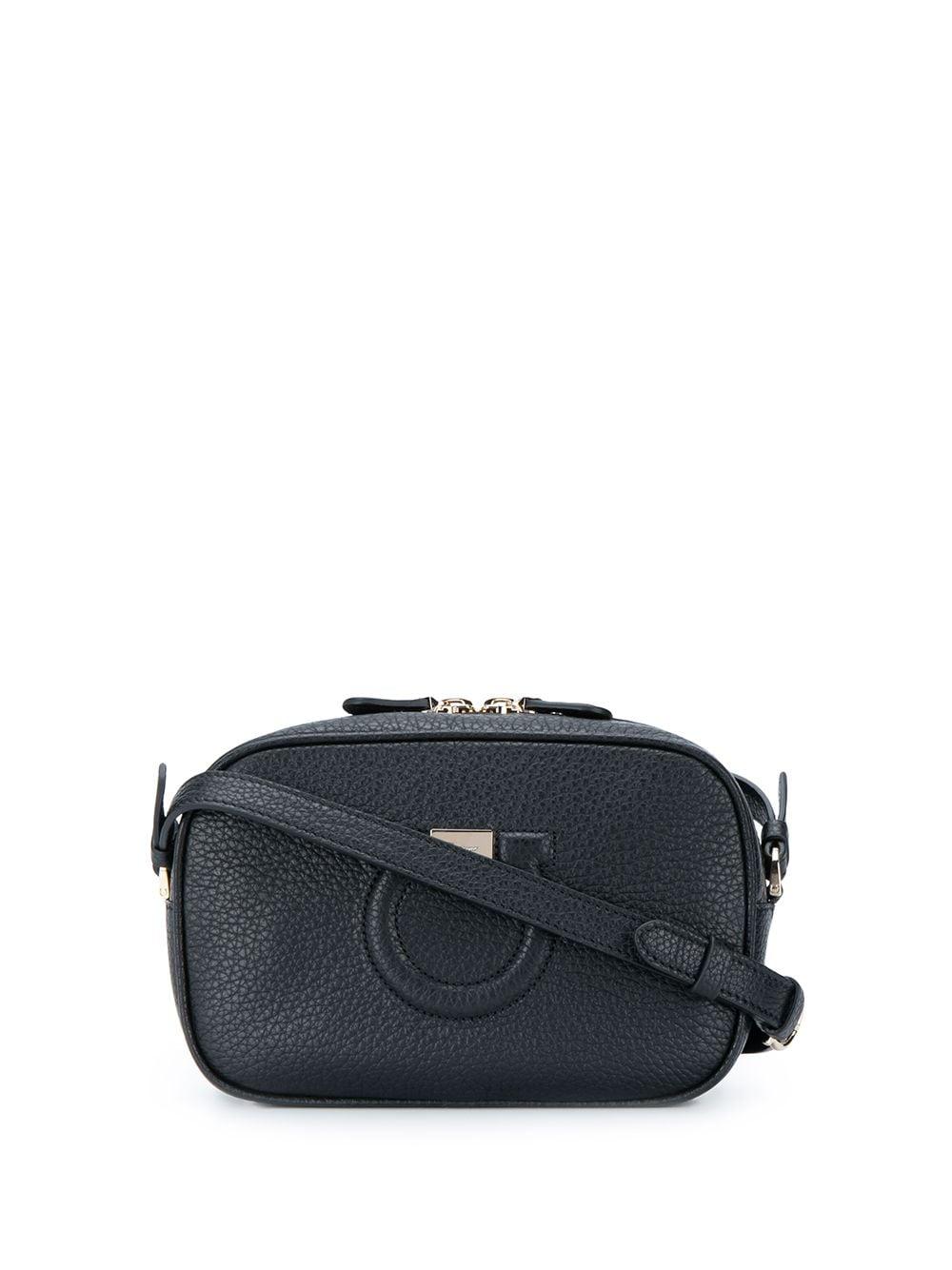 Picture of Ferragamo | Gancini Crossbody Bag