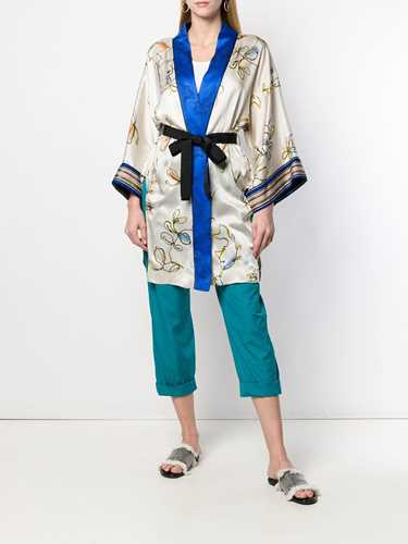 Picture of Forte_Forte | Floral Print Kimono Jacket