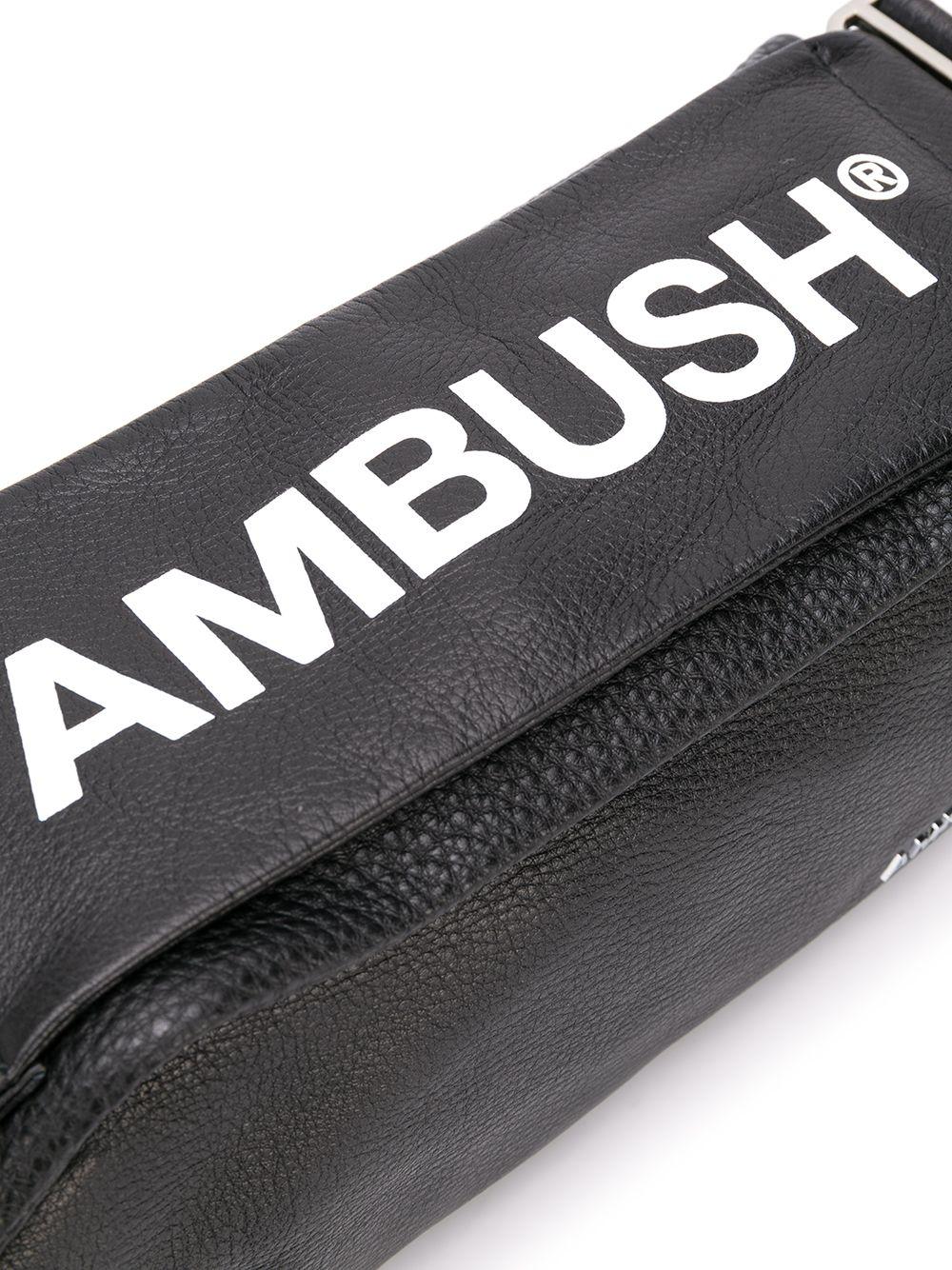 Picture of Ambush   Logo Print Clutch Bag