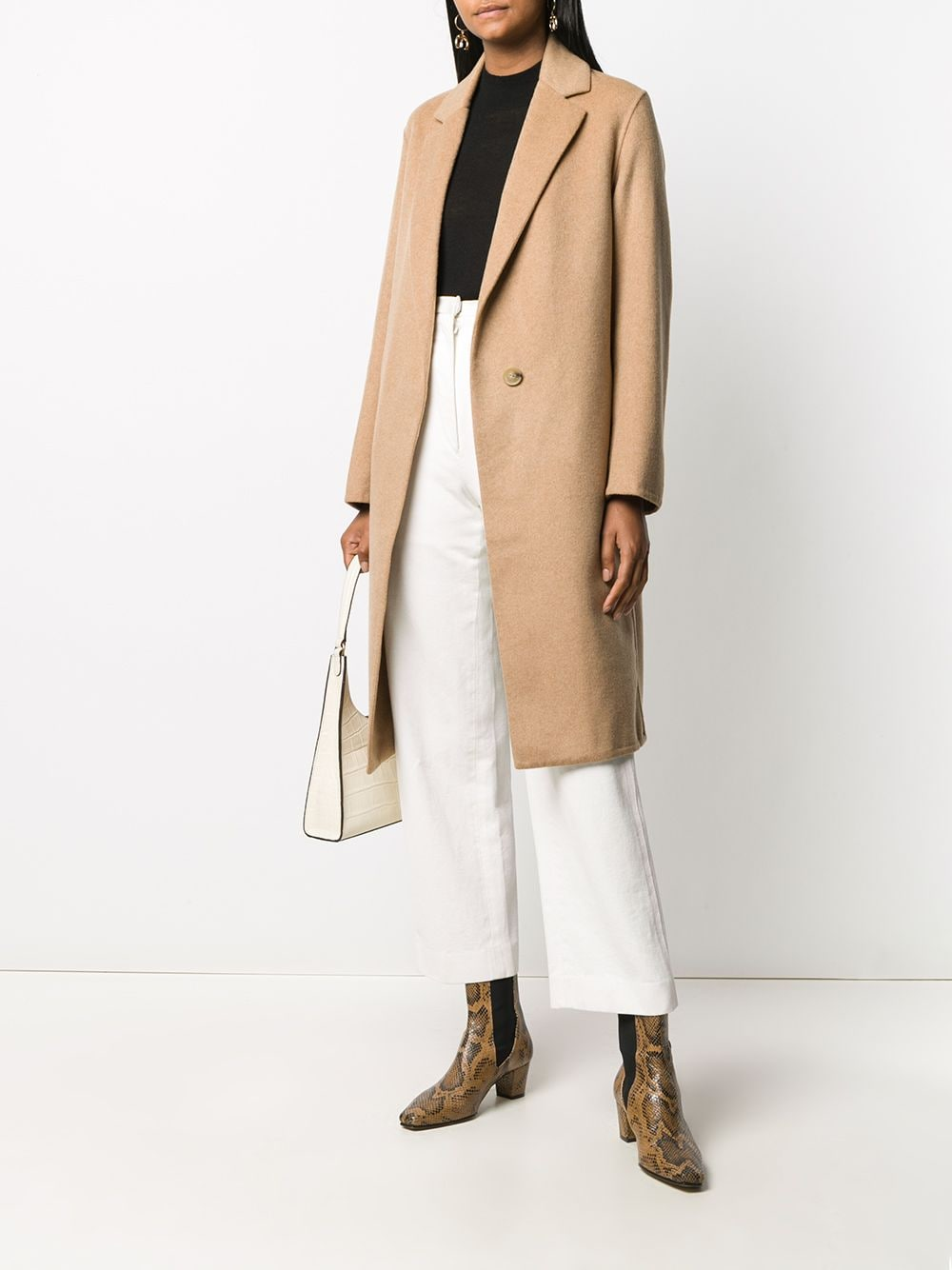 Picture of Vince | Oversized Robe Coat