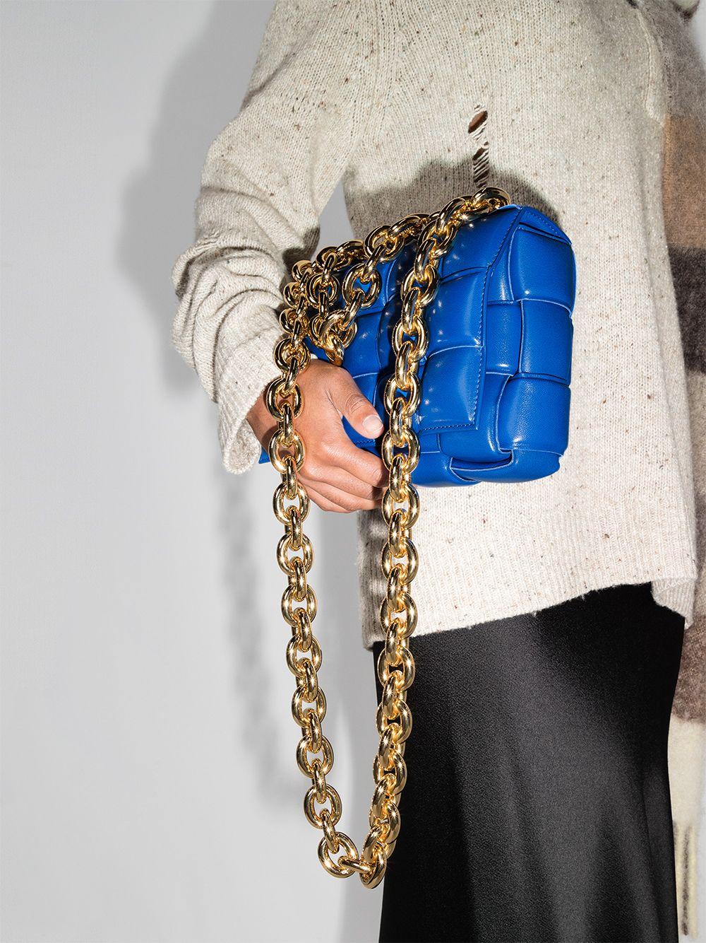 Picture of Bottega Veneta   Chain Cassette Shoulder Bag