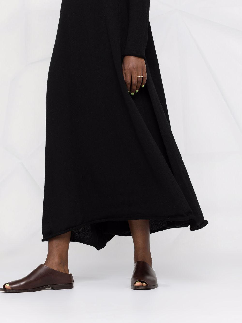 Picture of Erika Cavallini   Fine-Knit Flared Dress