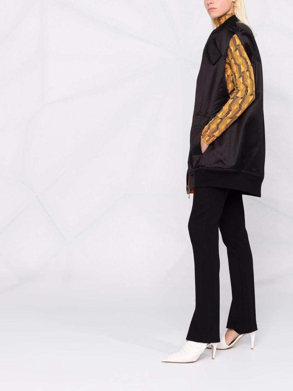 Picture of Erika Cavallini | Sleeveless Bomber Jacket