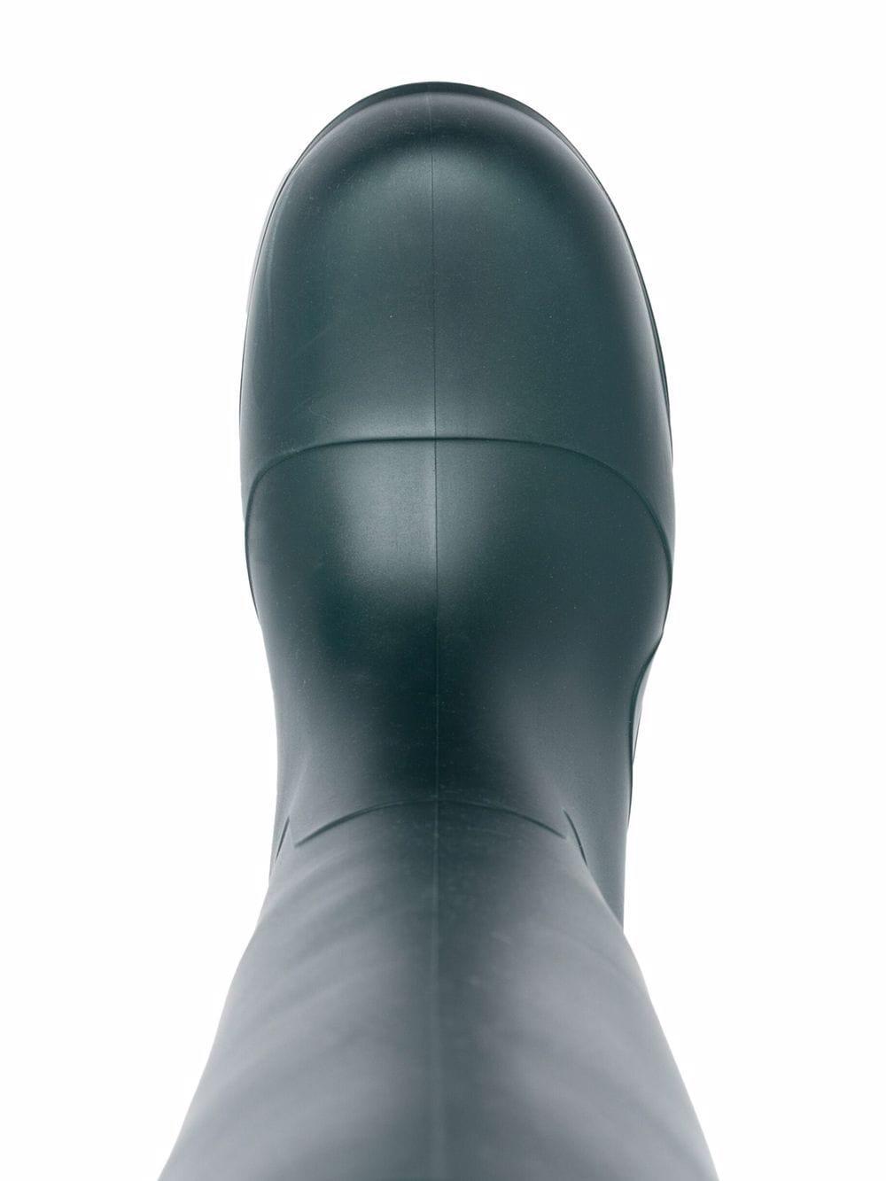 Picture of Bottega Veneta   Puddle Knee-High Boots