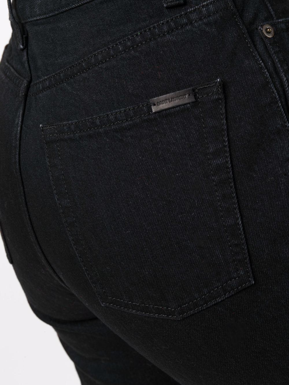 Picture of Saint Laurent | 90`S Highwaist Jeans