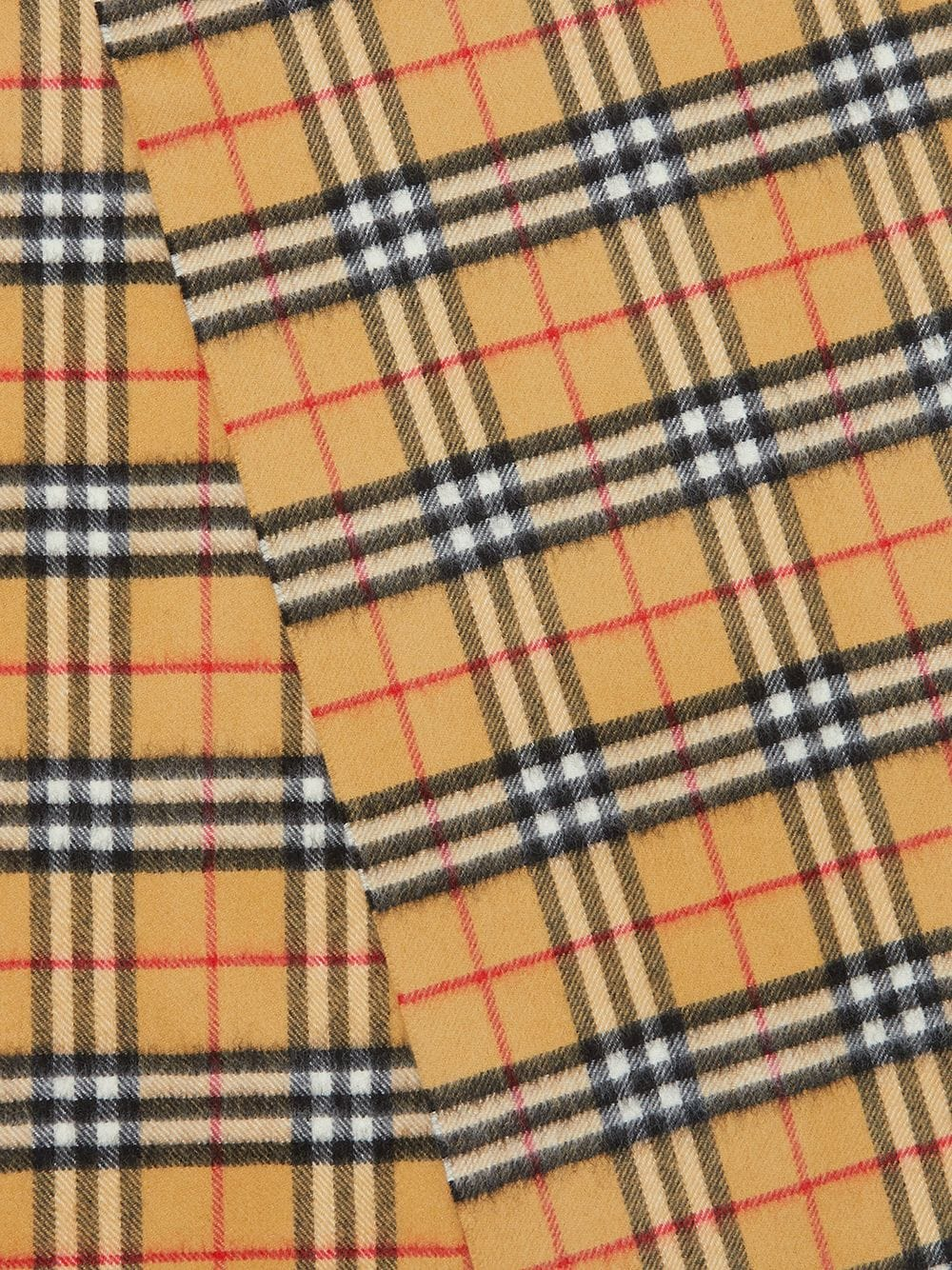 Picture of Burberry | Classic Checked Scarf