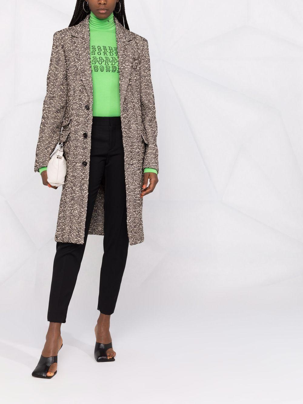 Picture of Bottega Veneta   Herringbone Coat