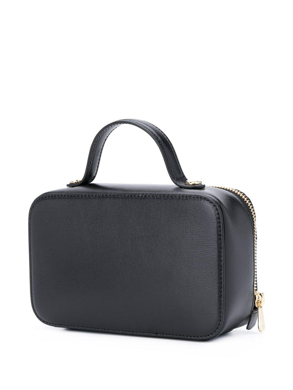 Picture of Ferragamo   Leather Crossbody Bag