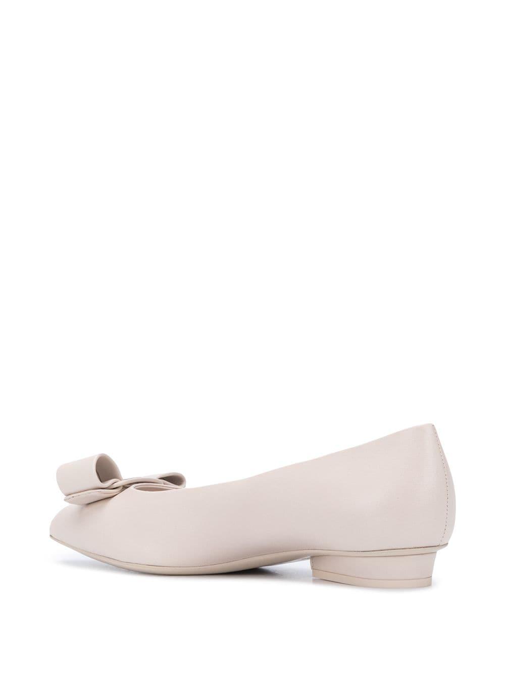 Picture of Ferragamo   Viva Ballerina Shoes