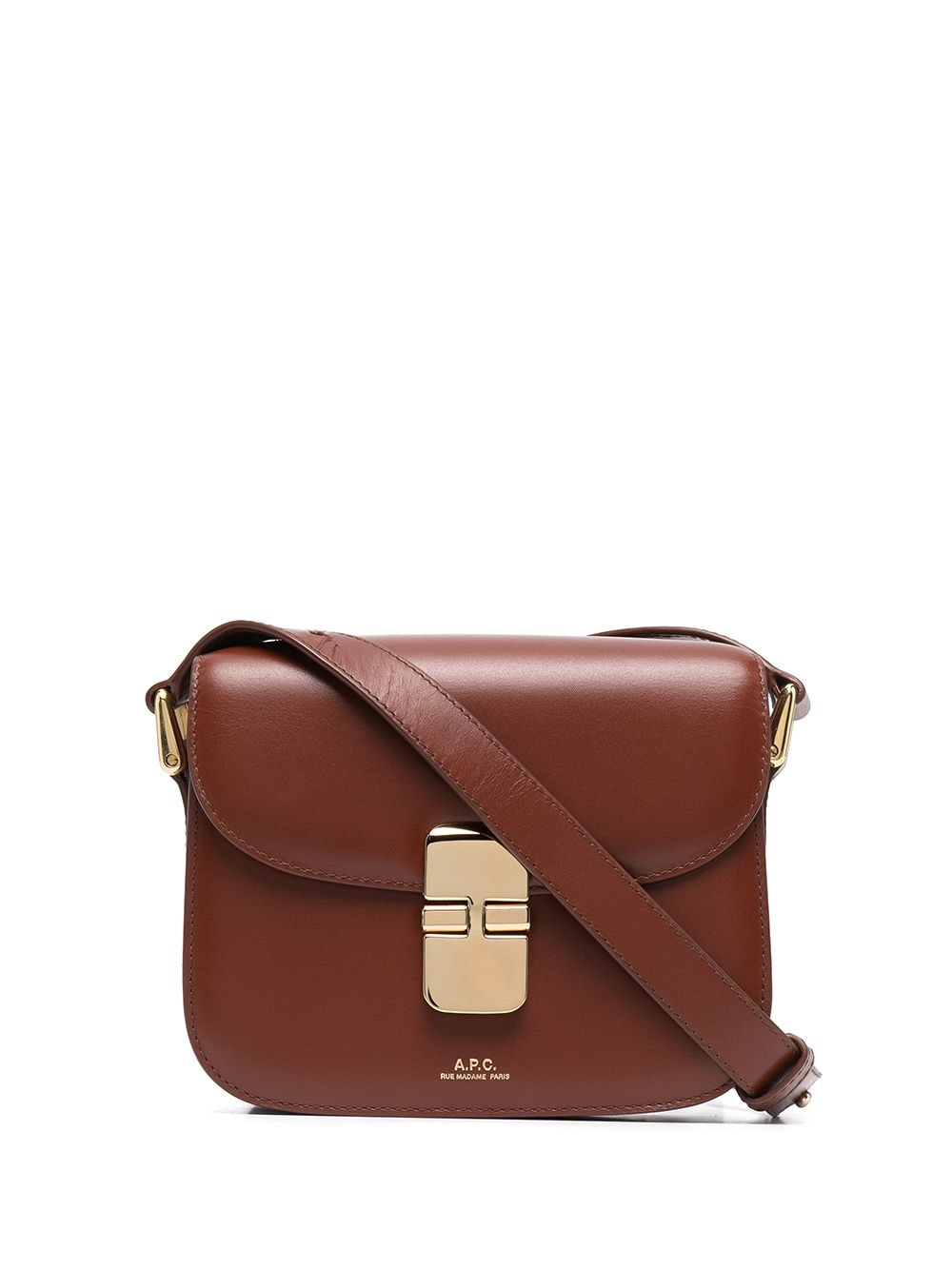 Picture of A.P.C. | Grace Leather Mini Bag