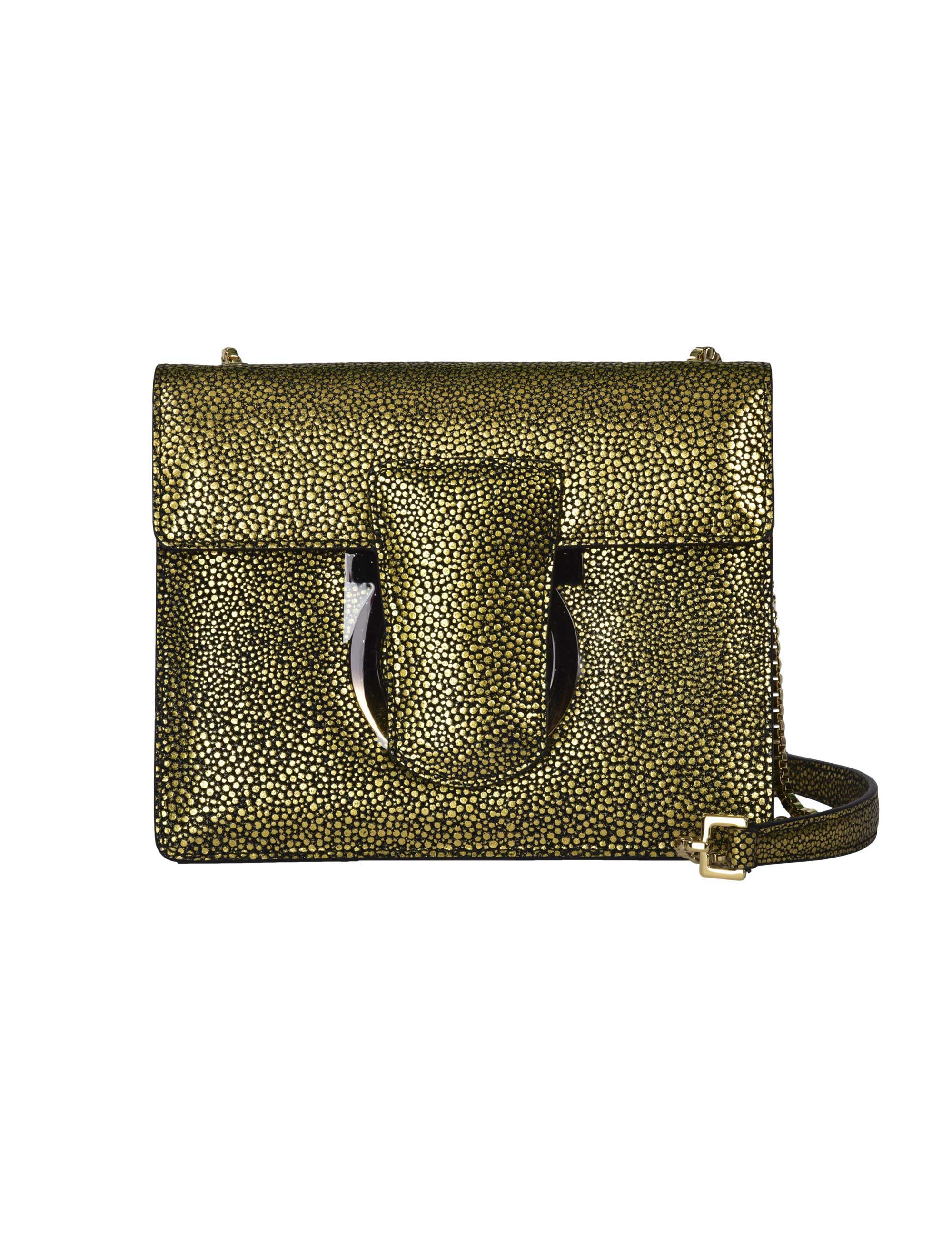 Picture of Salvatore Ferragamo | Thalia Shoulder Bag