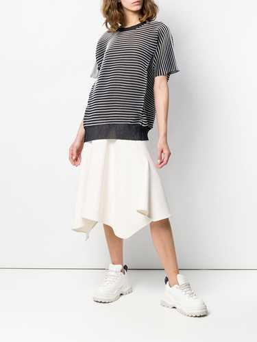 Picture of Junya Watanabe | Micro Pleated T-Shirt