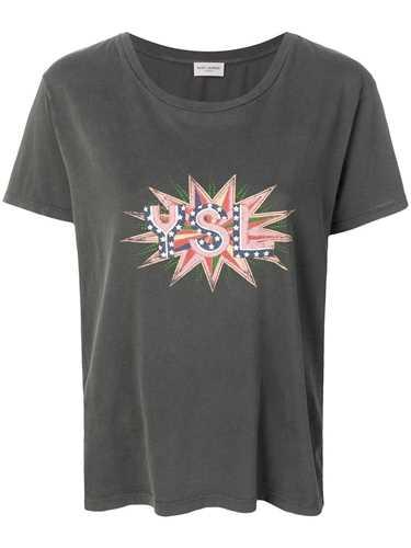 Picture of Saint Laurent | Logo T-Shirt