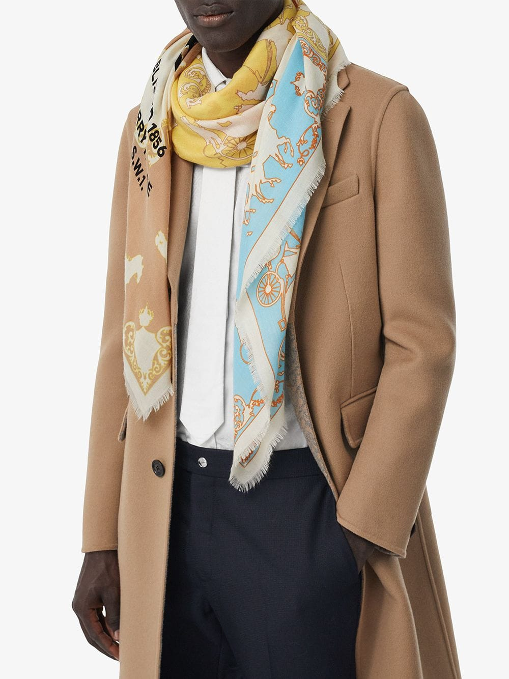 Picture of Burberry | Crgs Prnt