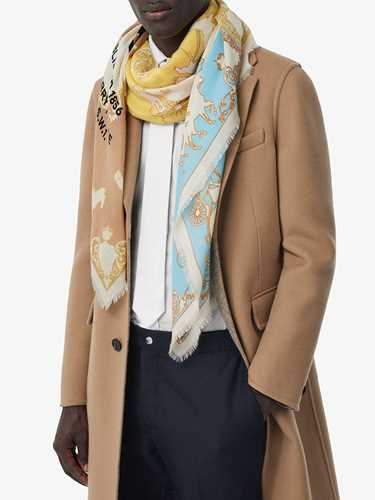 Picture of Burberry | Archive Scarf Cashmere Large Scarf