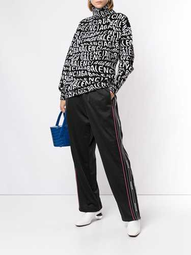 Picture of Balenciaga | Side Stripe Track Pants