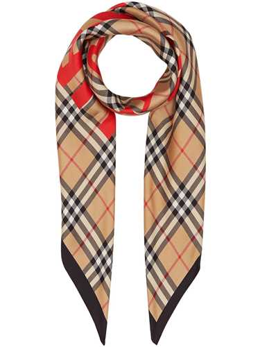 Picture of Burberry | Vintage Check Silk Scarf