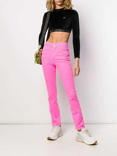 Picture of Chiara Ferragni   Flirting Slim-Fit Jeans
