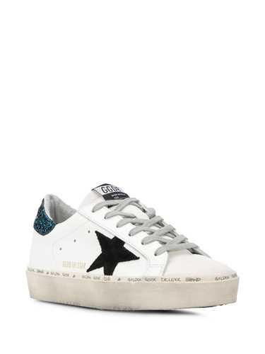 Picture of Golden Goose Deluxe Brand   Hi Star Sneakers