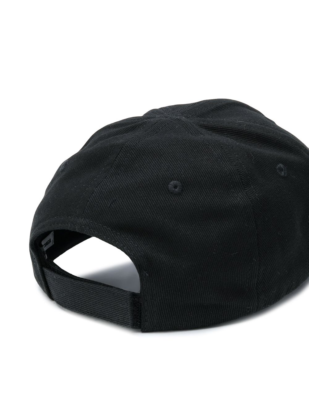 Picture of Balenciaga | Green Logo Baseball Cap