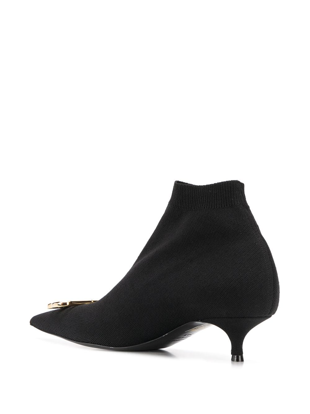 Picture of Balenciaga | Sock-Style Ankle Boot