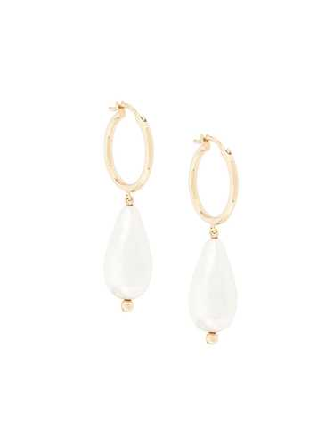 Picture of Simone Rocha | Small Pearl Earrings