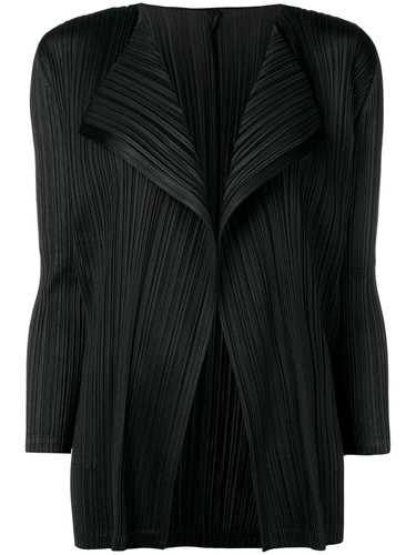 Picture of Issey Miyake Pleats Please | Open Front Jacket