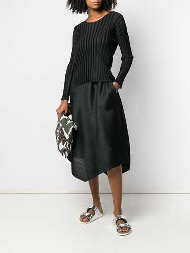 Picture of Issey Miyake Pleats Please | Loose-Fit Midi Skirt