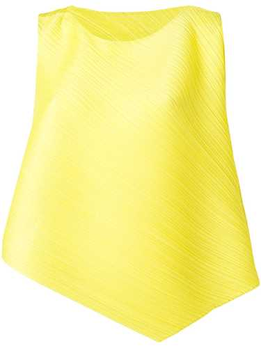 Picture of Issey Miyake Pleats Please | Flared Asymmetric Top