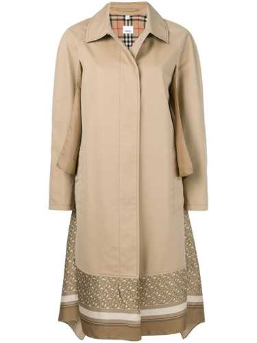 Picture of Burberry | Cotton Trench Coat