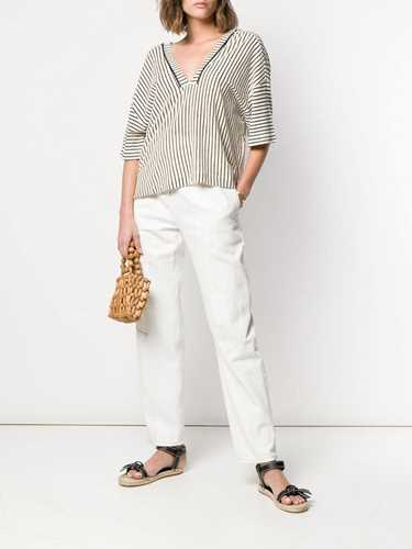 Picture of Forte_Forte | Striped Blouse