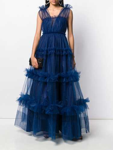 Picture of Dice Kayek | Tulle Full Evening Dress