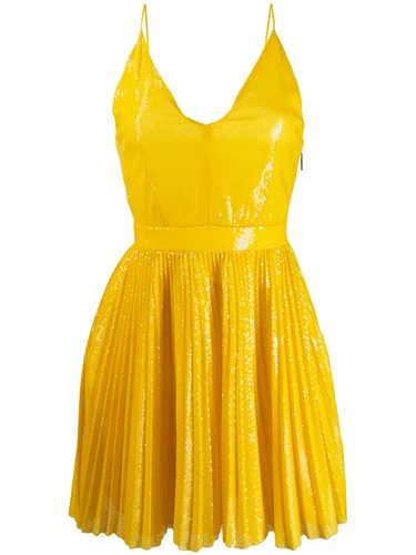 Picture of Msgm | Short Pleated Dress