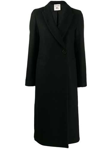 Picture of Semicouture   Single-Breasted Coat